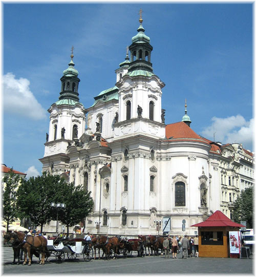 St. Nicholas Church (Old Town Square)